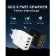 4-Port Usb Fast Charger at discounted price - charger