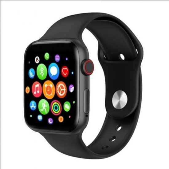 SmartWatch With Heart Rate Monitor, Blood Pressure Monitor, Call and Messaging Function - T500