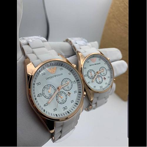Emporio Armani Couple Watch Ea773