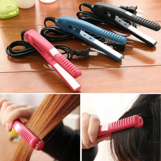 Ceramic Hair Curler and Straightener  at discounted price - Hair Grooming