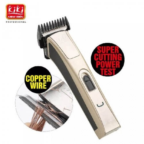 KiKi Rechargeable Balding Clipper   3in1 Function