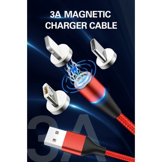 Magnetic Usb Fast Charging Cable