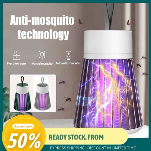 Electric USB Mosquito Killer Zapper Lamp