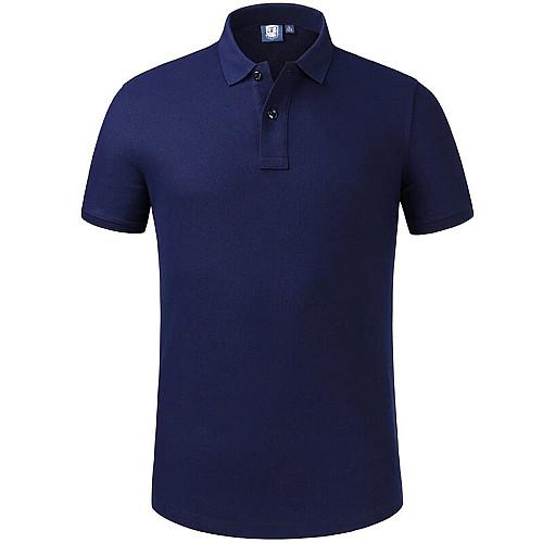 3-in-1 Men's Premium Polo Shirt| B-W-NB