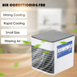 New Portable Air Conditioner with 12000mAh Powerbank