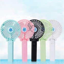 Rechargeable Hand-Fan