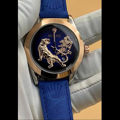 Rolex Arky Gold Blue