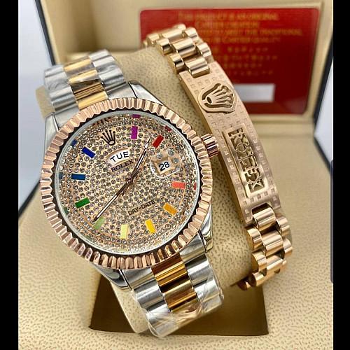 Rolex Chain Casual Watch Rx092