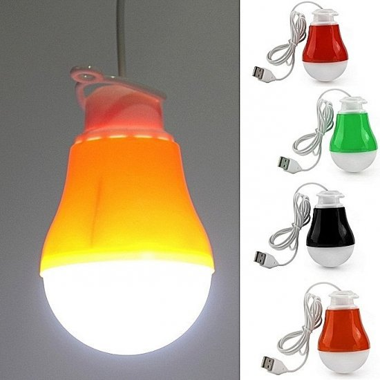 USB Led Bulb - 4pcs at discounted price - home appliance