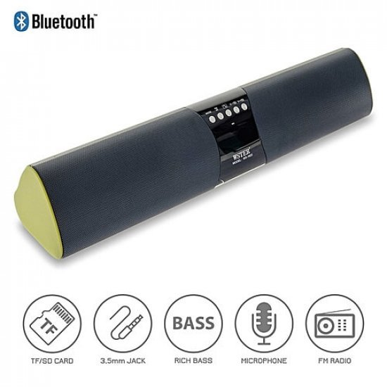 Home Theater Bluetooth Speaker With Ultra Bass - Wster WS 1822 at discounted price - bluetooth device
